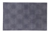Gradation Grey Color Hand Knotted Tibetian Modern Style Wool and Viscose Area Rug