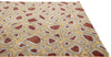 Modern One Red Color Hand Tufted Modern Style Woolen Area Rug