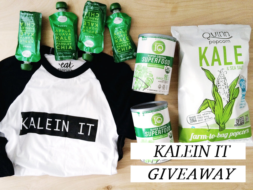 KALEIN-IT GIVEAWAY!