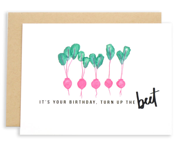 Birthday Beet - EAT Healthy Designs  - 1