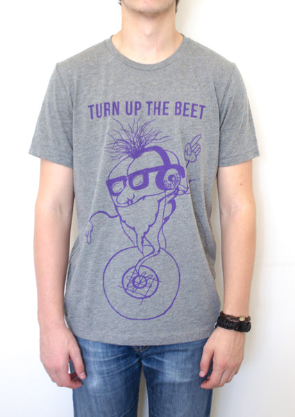 Turn Up The Beet (Men) - EAT Healthy Designs  - 1