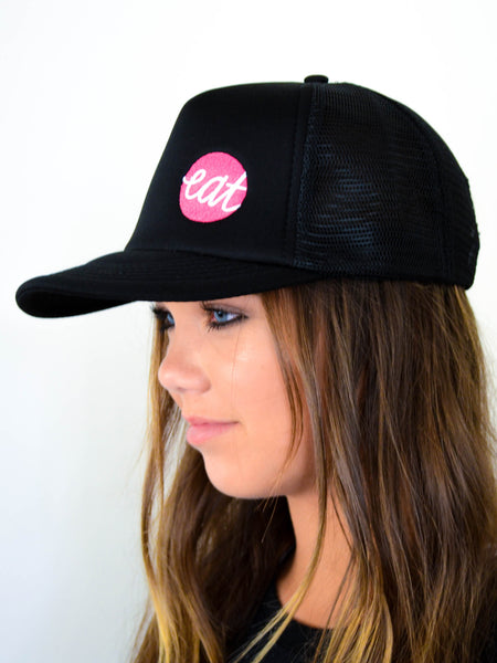 EAT Healthy Snapback - EAT Healthy Designs  - 2
