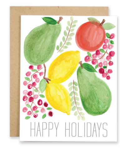 Happy Holidays - EAT Healthy Designs  - 1