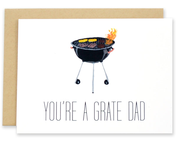 You're A Grate Dad - EAT Healthy Designs  - 1