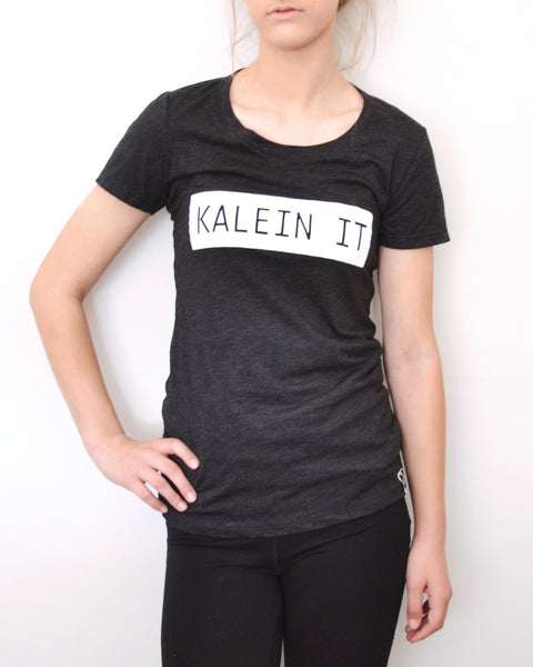 KALEIN IT Tee - EAT Healthy Designs  - 1