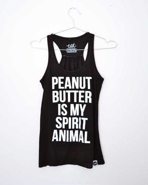 Peanut Butter is my Spirit Animal - EAT Healthy Designs  - 2