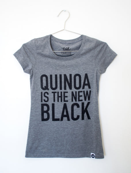 Quinoa Is The New Black - EAT Healthy Designs  - 2