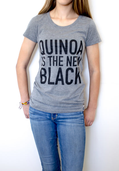 Quinoa Is The New Black - EAT Healthy Designs  - 1