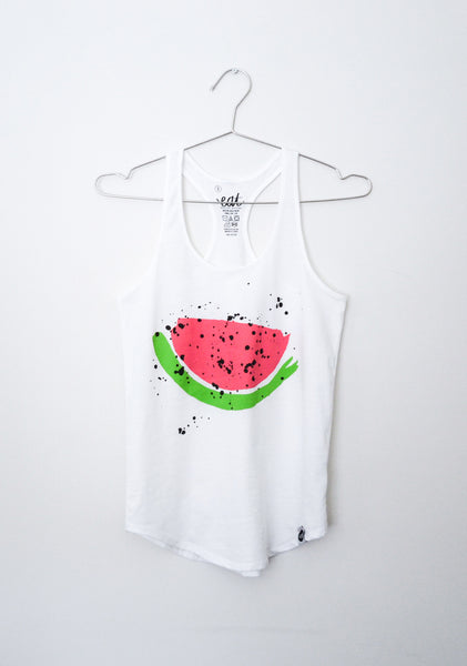 Watermelon Tank - EAT Healthy Designs  - 2