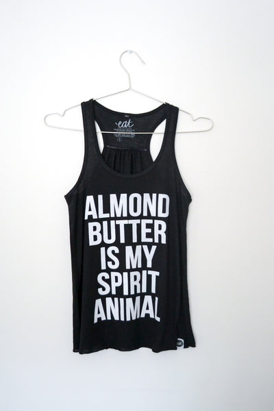 Almond Butter is my Spirit Animal - EAT Healthy Designs  - 2