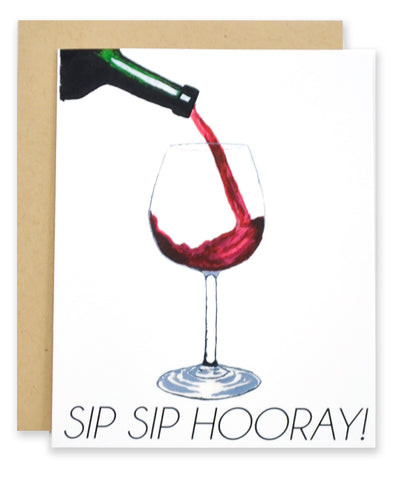 Sip Sip Hooray - EAT Healthy Designs  - 1