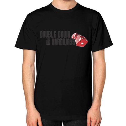 Double Down & Hardways Dice Logo T-Shirt