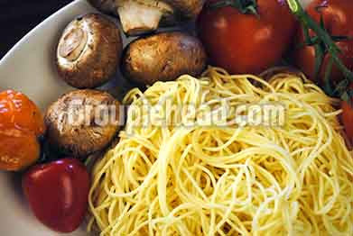 Stock Photography Collection (Pizza & Pasta)