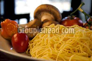 Stock Photography GH01-001 Pasta