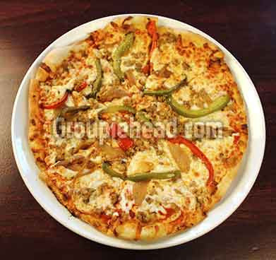 Stock Photography GH01-004 Pizza