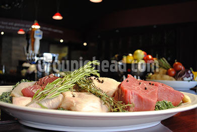 Stock Photography GH01-012 Meat & Fish