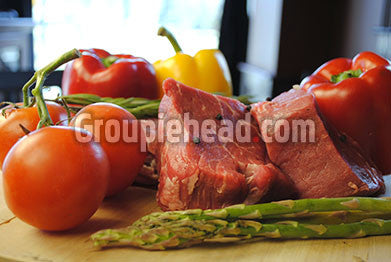 Stock Photography GH01-013 Meat & Vegetables