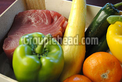 Stock Photography GH01-021 Meat & Vegetables