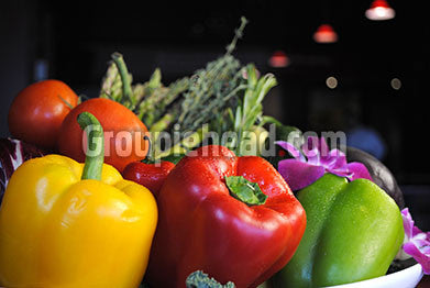 Stock Photography Collection (Fruit & Veggies)