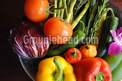 Stock Photography GH01-040 Fruits & Veggies