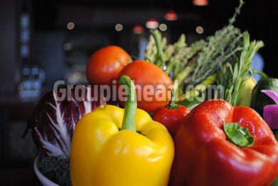 Stock Photography GH01-041 Fruits & Veggies