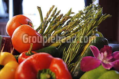 Stock Photography GH01-044 Fruits & Veggies