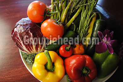 Stock Photography GH01-046 Fruits & Veggies