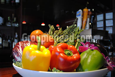 Stock Photography GH01-047 Fruits & Veggies