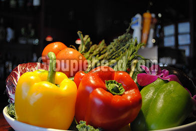 Stock Photography GH01-048 Fruits & Veggies