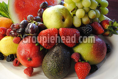 Stock Photography GH01-051 Fruits & Veggies