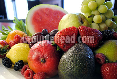 Stock Photography GH01-052 Fruits & Veggies