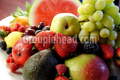 Stock Photography GH01-053 Fruits & Veggies