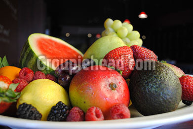 Stock Photography GH01-054 Fruits & Veggies