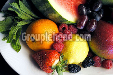Stock Photography GH01-055 Fruits & Veggies