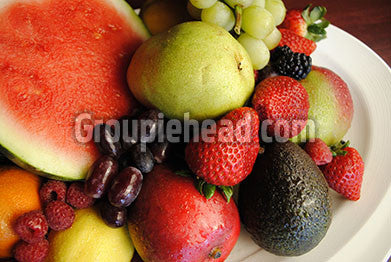 Stock Photography GH01-056 Fruits & Veggies