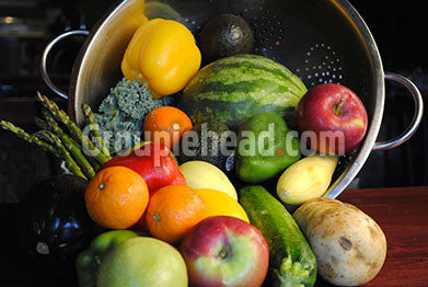 Stock Photography GH01-074 Fruits & Veggies