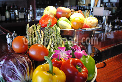 Stock Photography GH01-079 Fruits & Veggies
