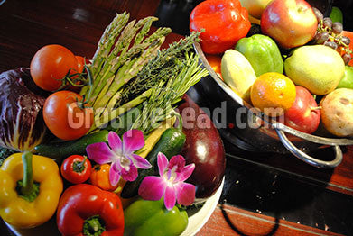 Stock Photography GH01-080 Fruits & Veggies