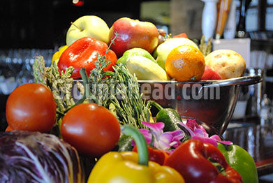 Stock Photography GH01-082 Fruits & Veggies