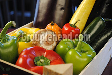 Stock Photography GH01-083 Fruits & Veggies