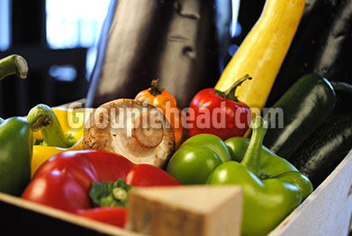 Stock Photography GH01-084 Fruits & Veggies