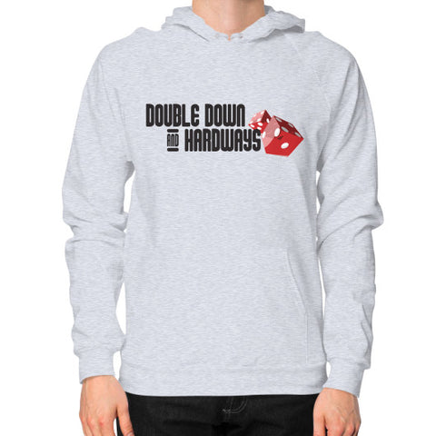 Double Down & Hardways Dice Logo Sweatshirt Pullover (Mens)
