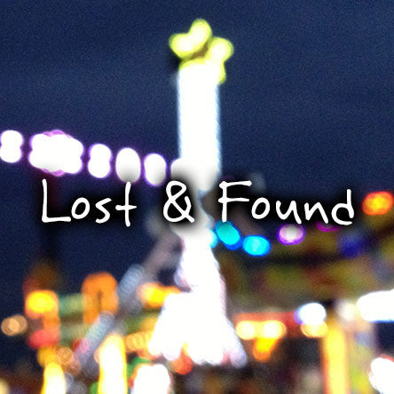 Lost & Found (MP3)