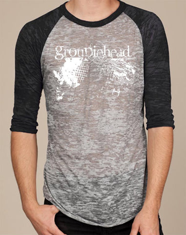3/4 Sleeve Groupiehead Shirt