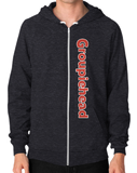 Groupiehead Zip Sweatshirt