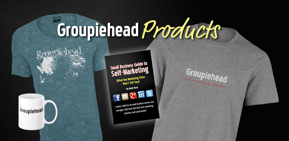 Groupiehead Products