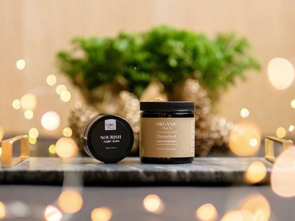 Organic Bath Co Gift Ideas