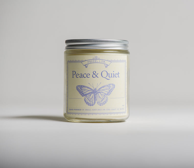 Peace and Quiet Candle