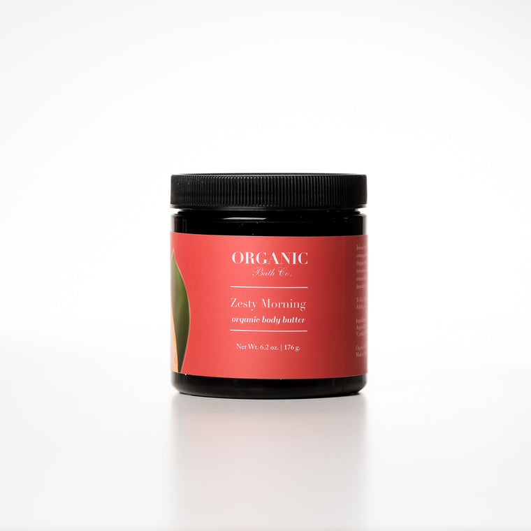 Zesty Morning Body Butter