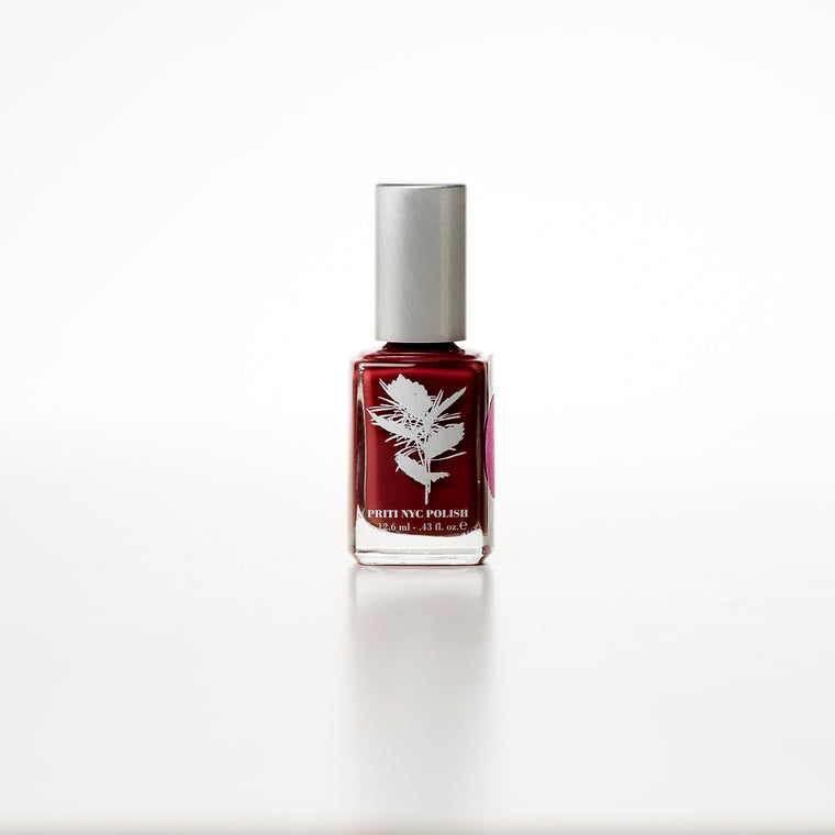 Heartthrob hibiscus Nail Polish